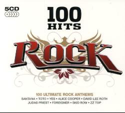 100 Hits-Rock - 100 Hits-Rock [Import]