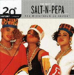 20th Century Masters: The Millennium Collection *- By Salt-N-Pepa