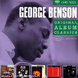 George Benson (Guitar) - It`s Uptown/George Benson Cookbook/Beyond the Blue Horizon/Body Talk/Bad Benson