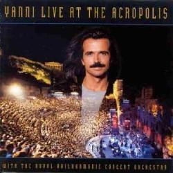 Yanni - Live At The Acropolis [Import]