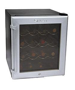 EdgeStar Platinum 16-bottle Wine Cooler