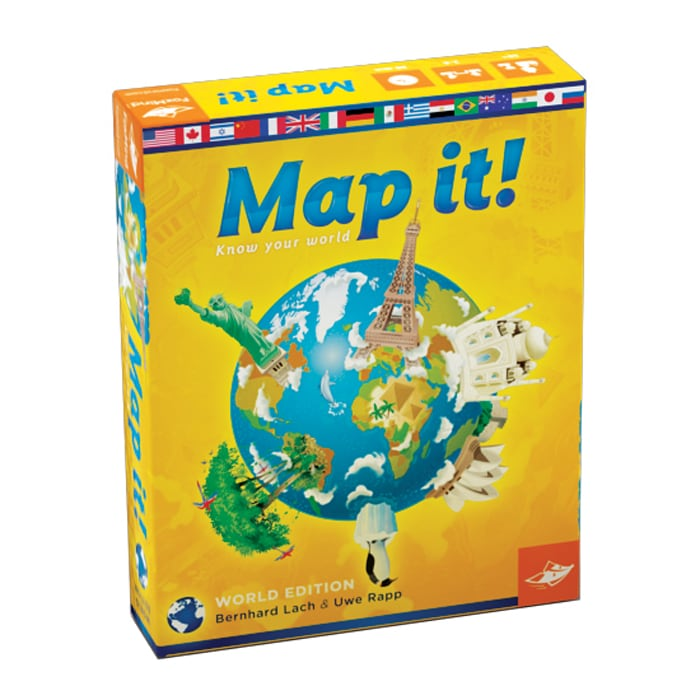 Map It! - World Edition