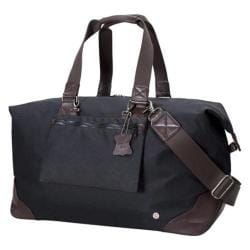 Token Lafayette Waxed Duffel Bag (Large) Black