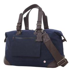 Token Lafayette Waxed Duffel Bag (Medium) Navy