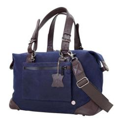 Token Lafayette Waxed Duffel Bag (Small) Navy