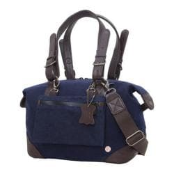 Token Lafayette Waxed Duffel Bag (XS) Navy