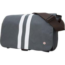 Token Murray Shoulder Bag (Large) Grey/White