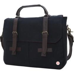 Token Waxed Cortelyou Bag Black