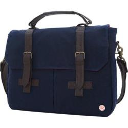 Token Waxed Cortelyou Bag Navy