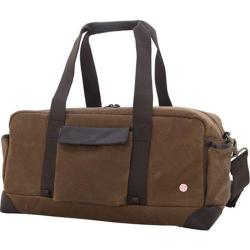 Token Waxed Northern Duffel Bag Field Tan
