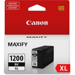 Canon PGI-1200 XL Ink Cartridge - Black