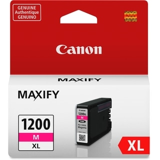 Canon PGI-1200 XL Ink Cartridge - Magenta