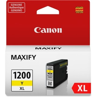 Canon PGI-1200 XL Ink Cartridge - Yellow
