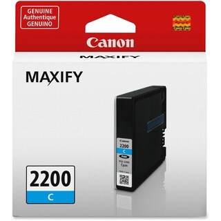 Canon PGI-2200 Ink Cartridge - Cyan