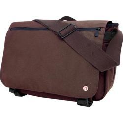 Token Whitehall Laptop Bag (Medium) Dark Brown