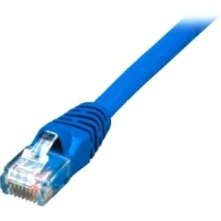 Comprehensive CAT6A Shielded Patch Cable Blue 50ft.