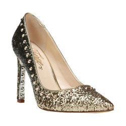 Women's Fergie Footwear Helix2 Pump Gold Ombre Glitter