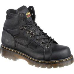 Dr. Martens Heritage Ironbridge NS 8 Tie Lace to Toe Boot Black Industrial Grizzly