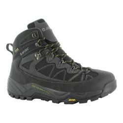 Men's Hi-Tec V-Lite Altitude Pro Lite Hiking Boot Charcoal/Black Leather