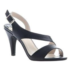 Women's Madeline Jaded Sandal Black Synthetic