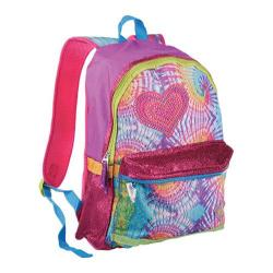 Women's Skechers Twinkle Toes Tie Dye Backpack Multi