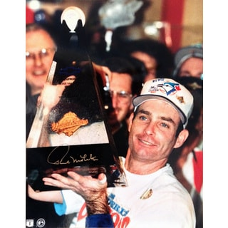 Paul Molitor - Toronto Blue Jays 1993 World Series MVP
