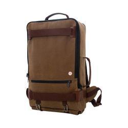 Token Waxed Dekalb Backpack Field Tan
