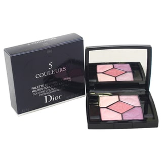 Dior 5 Couleurs Couture Colours & Effects Eyeshadow Palette # 846 Tutu