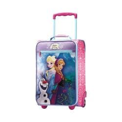 American Tourister Disney 18in Softside Upright Frozen