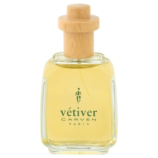 Vetiver Carven Men's 3.3-ounce Eau de Toilette Spray (Unboxed)
