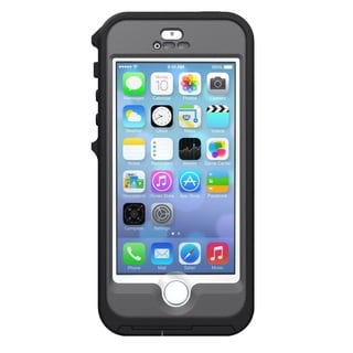 Apple iPhone 5/5s 64GB Unlocked GSM Phone Gold + OtterBox Preserver Case