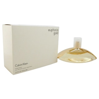 Calvin Klein Euphoria Gold Women's 3.4-ounce Eau de Parfum Spray (Limited Edition) (Tester)