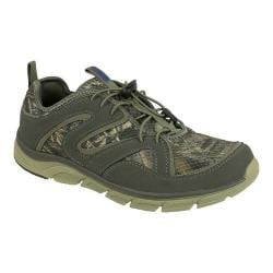 Men's Rugged Shark Everglades Sneaker Camo Synthetic/Mesh
