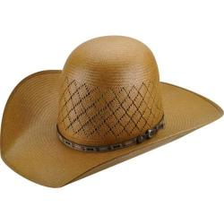 Bailey Western Ruger Straw Cowboy Hat Putty