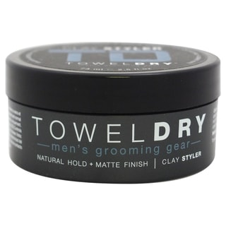 Towel Dry for Men 2.5-ounce Paste