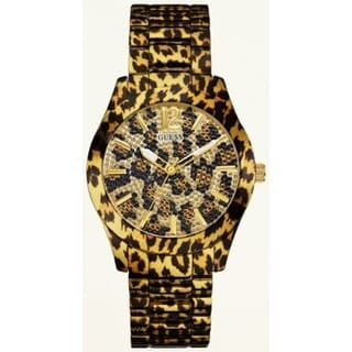 Guess Women's U0001L2 Gold Stainless-Steel Quartz Watch