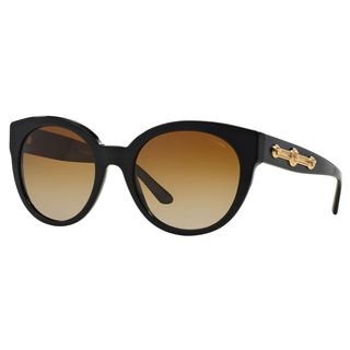 Versace Women's VE4294 Plastic Phantos Polarized Sunglasses