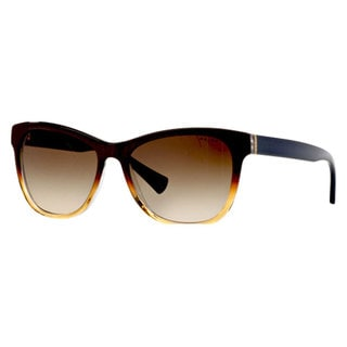 Ralph by Ralph Lauren Women's RA5196 Plastic Square Sunglasses