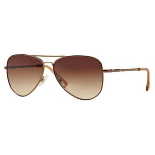 Ralph by Ralph Lauren Women's RA4107 Metal Pilot Sunglasses