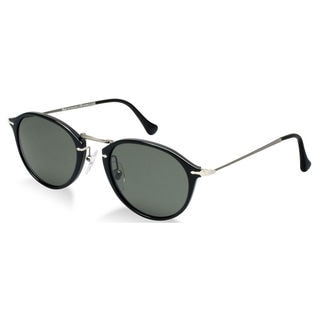 Persol Men's PO3046S Plastic Phantos Polarized Sunglasses