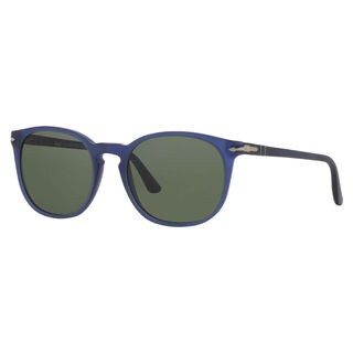 Persol Men's PO3007S Plastic Square Sunglasses