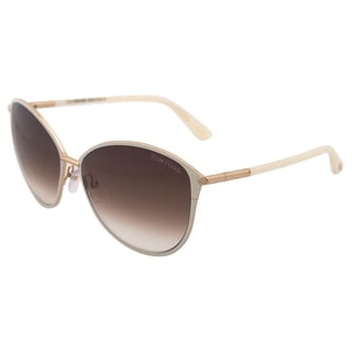 Tom Ford TF 320 Penelope 32F - Pale Gold