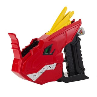 Bandai Power Rangers T-Rex Launcher Dino Charge