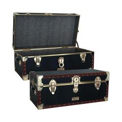 Mercury Luggage 1878 Collection 30in Locker Black