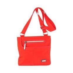 Women's Hadaki by Kalencom Mini Me Cross Body Bag Fiery Red Solid