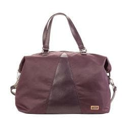 Women's Hadaki by Kalencom Valeria's Duffle Plum Perfect Solid