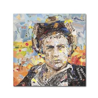 Ines Kouidis 'That Guy's Gotta Stop' Canvas Wall Art