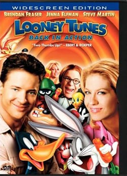 Looney Tunes Back In Action (DVD) 1208607