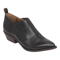 Women's Lucky Brand Joelle Bootie Black Leather