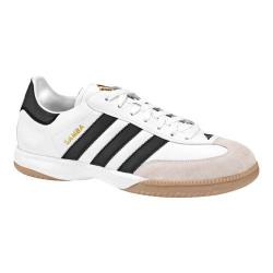 Men's adidas Samba Millenium Running White/Black/Gold